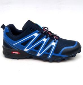 Мужские мужские кроссовки F18118-3 NAVY - купить оптом