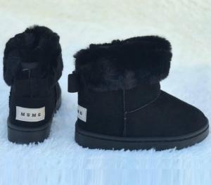 Купить оптом угги черные fc228 black - недорого в интернет-магазине 1shoes