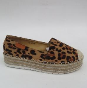 """Купить Кеды женские оптом - слипоны, криперы, эспадрильи Obuw H8-135 LEO. Обувь оптом - """"Первый обувной"""""""