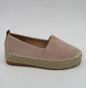"""Купить Кеды женские оптом - слипоны, криперы, эспадрильи Obuw 3136 BEIGE. Обувь оптом - """"Первый обувной"""""""