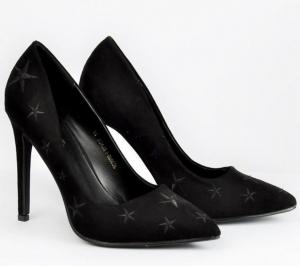 Туфли на шпильке оптом - туфли jc3026-1y black