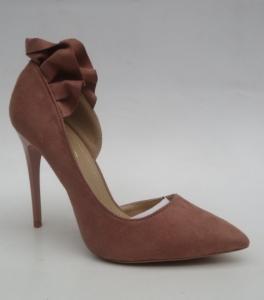 Туфли на шпильке оптом - туфли стильные K600 PINK