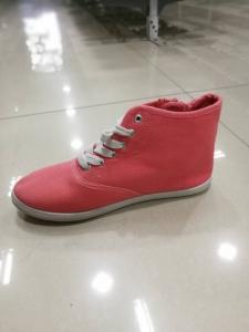 """Купить Кеды женские оптом - слипоны, криперы, эспадрильи Obuw 1101 персик. Обувь оптом - """"Первый обувной"""""""