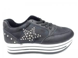 """Купить Кроссовки женские опт Obuw 1916-5 black. Обувь оптом - """"Первый обувной"""""""