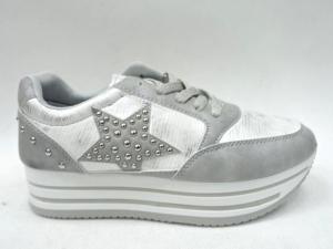 """Купить Кроссовки женские опт Obuw 1916-5 grey. Обувь оптом - """"Первый обувной"""""""