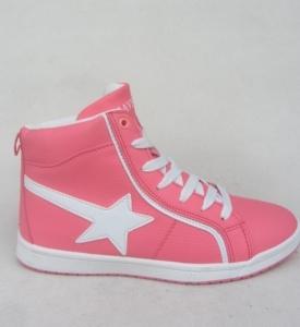 """Купить Кеды женские оптом - слипоны, криперы, эспадрильи Obuw B2336-8 PINK. Обувь оптом - """"Первый обувной"""""""