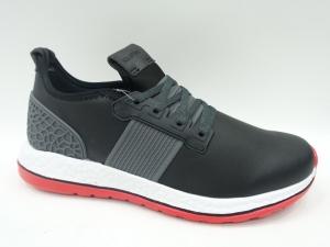 Мужские мужские стиляжные кроссовки 6286-1B - купить оптом