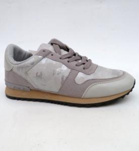 """Купить Кроссовки женские опт Obuw R229 GREY. Обувь оптом - """"Первый обувной"""""""