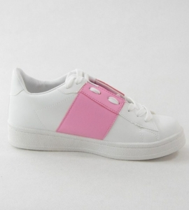 """Купить Кеды женские оптом - слипоны, криперы, эспадрильи Obuw V99 BIANCO/CIP. Обувь оптом - """"Первый обувной"""""""