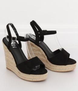 Дешевая обувь оптом - купить стильные босоножки летние L-190 BLACK
