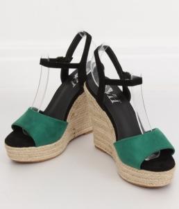 Дешевая обувь оптом - купить босоножки удобные L-190 green