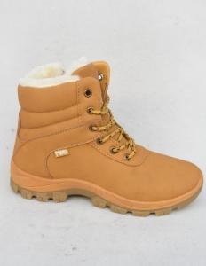 Купить оптом стильные зимние ботинки L780-2 CAMEL - недорого в интернет-магазине 1shoes