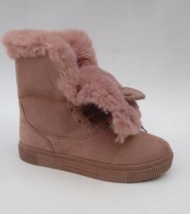 Купить оптом стильные ботинки LEB-802 PINK - недорого в интернет-магазине 1shoes