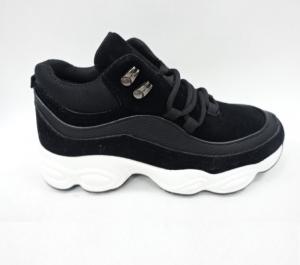 """Купить Кроссовки женские опт Obuw li-4001 black. Обувь оптом - """"Первый обувной"""""""