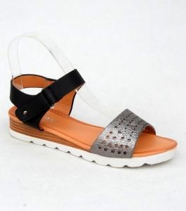Дешевая обувь оптом - купить черные босоножки LY-53 BLACK