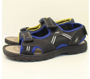 Летняя обувь оптом - купить мужские спортивные сандали b-59-mix  босоножки