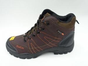 Мужская зимняя обувь оптом - модные польские ботинки 103R