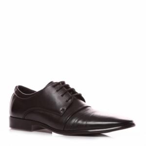 Мужские туфли оптом - классические мужские туфли NL83-1 BLA