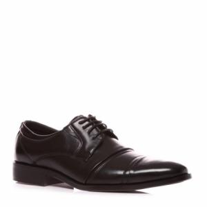 Мужские туфли оптом - мужские туфли классика NL81-1 BLA