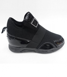 """Купить Кроссовки женские опт Obuw NB227 BLACK. Обувь оптом - """"Первый обувной"""""""
