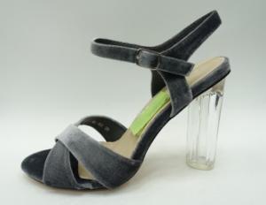 Дешевая обувь оптом - купить серые босоножки EL-83 GREY