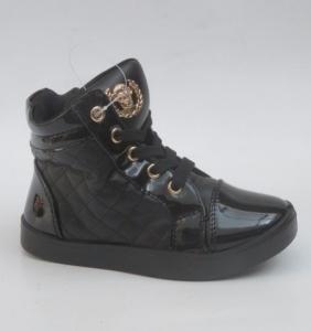 Обувь детская оптом - купить модные детские ботинки R16D-2 BLACK