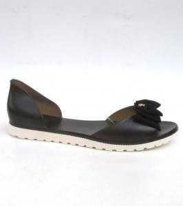 Дешевая обувь оптом - купить удобные силиконовые балетки S1-3 BLACK