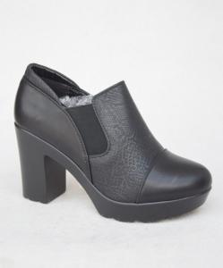 Женская обувь осень - оптом Модные ботильоны SG-3 BLACK