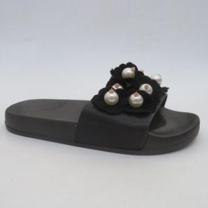 Дешевая обувь оптом - купить черные шлепанцы R-25 BLACK