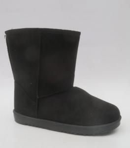 Купить оптом высокие угги SP03 BLACK - недорого в интернет-магазине 1shoes
