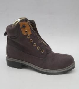 Женская обувь осень - оптом мега стильные ботинки SW6182 GREY