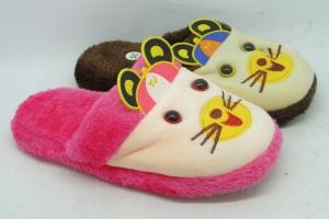 Комнатные тапочки для детей оптом и в розницу детские тапочки DH-6 MIX на сайте Первый Обувной