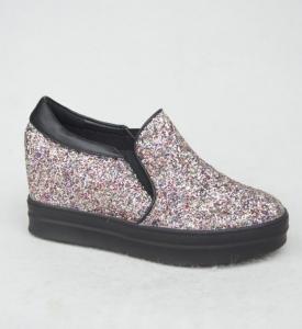 Женские туфли оптом - стильные туфли 9166-2 PURPLE