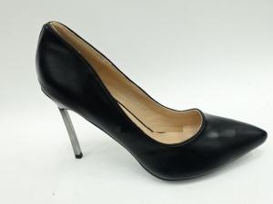 Женские туфли оптом - туфли на шпильке B436S Black