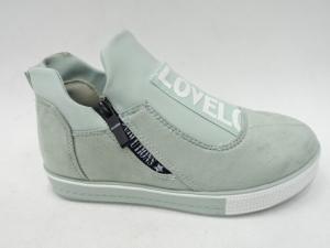 Женская обувь осень - оптом кроссовки оптом X-9710 GREEN