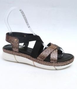 Дешевая обувь оптом - купить стильные босоножки XJX-01 GOLD