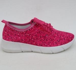 """Купить Кроссовки женские опт Obuw YD-69 FUSHIA. Обувь оптом - """"Первый обувной"""""""