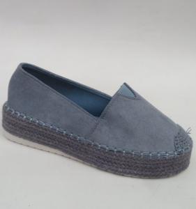 """Купить Кеды женские оптом - слипоны, криперы, эспадрильи Obuw YT-67 BLUE. Обувь оптом - """"Первый обувной"""""""